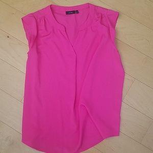 Apt 9 pink blouse